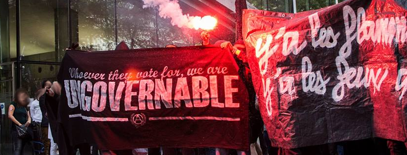 "Spandoek: ""Whoever they vote for, we are ungovernable"""